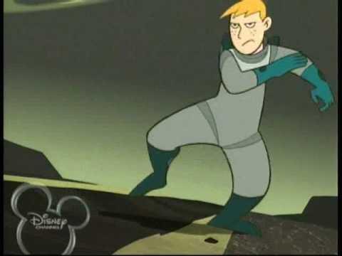 Ron stoppable monkey power