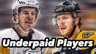 The Most Underpaid Player From All 31 NHL Teams