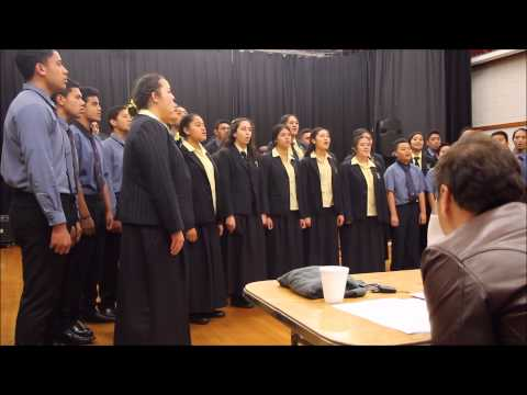 Marist and St Paul Gospel Choir - Stand Up Stand Out 2015 - Group Vocal Heats
