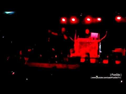Hocico - Sexo Bajo Testosterona Live VD+ 29-09-2012