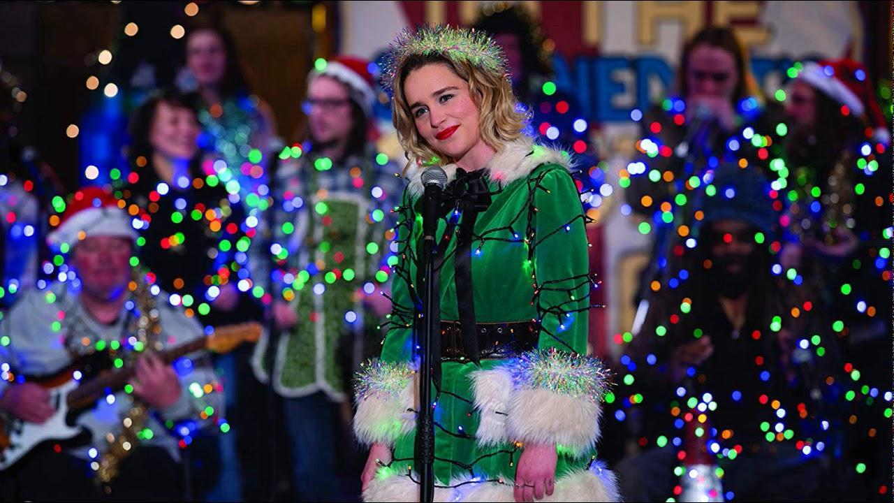 Emilia Clarke - Last Christmas - YouTube