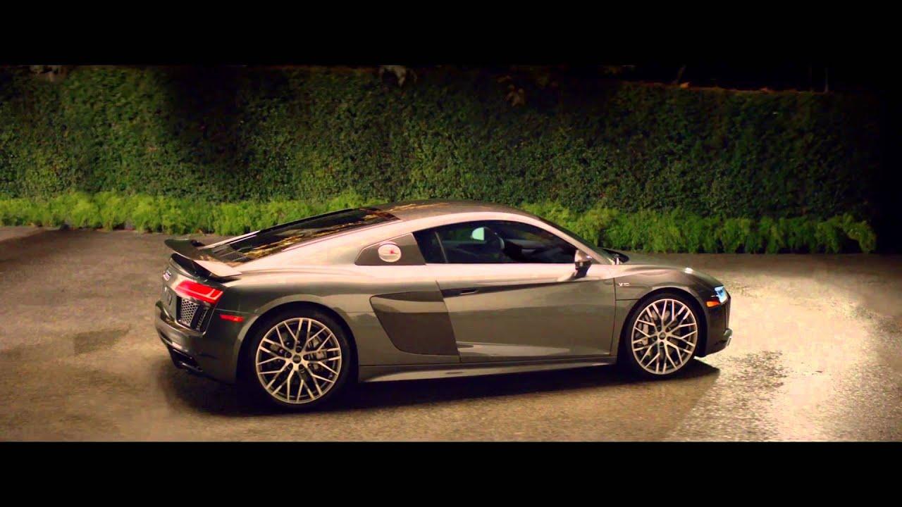 Audi R8 Werbung