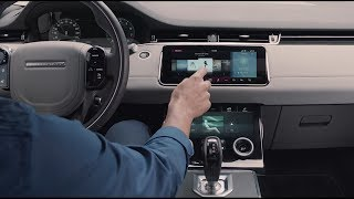 New Range Rover Evoque – Technology