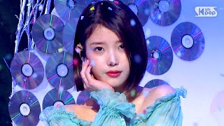 """Comeback Special"" IU (IU) - Palette (Palette) popular music @ Inkigayo 20170423"