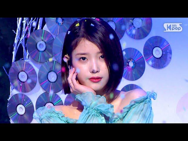 《Comeback Special》 IU (아이유) - Palette (팔레트) @인기가요 Inkigayo 20170423