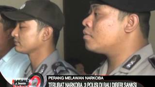 Jadi gembong narkoba, polisi dihukum mati - iNews Petang 14/03