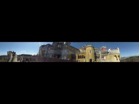 bloggie 360 pt:Palácio Nacional da Pena ペーナ宮殿