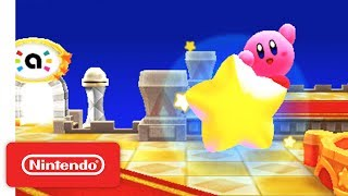 Kirby's Blowout Blast – Nintendo 3DS Launch Trailer