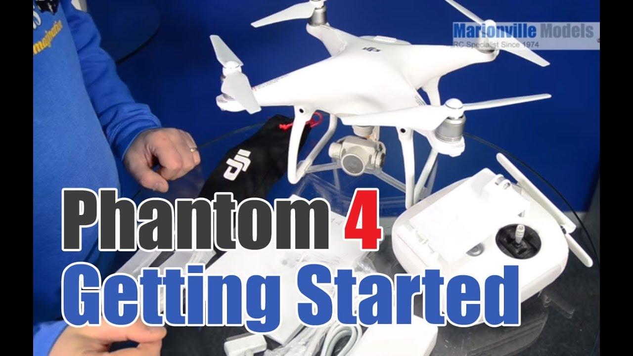 Dji Phantom 4 Getting Started Guide Charging Calibration Scope8217s Time Base Calibrator Activating Flight Controls