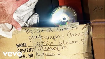 Maroon 5 - Memories (Audio)