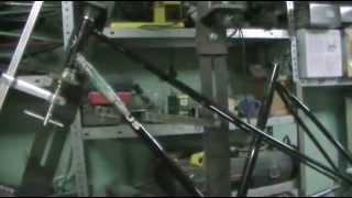 Восстановление велосипеда: ремонт рамы велосипеда
