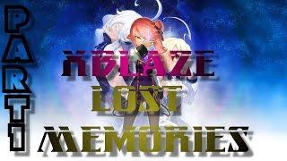 XBlaze Lost: Memories Part 1
