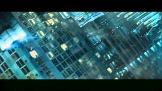 Man of Steel vs Birdy the Mighty Decode:02 Fight Scene Comparison