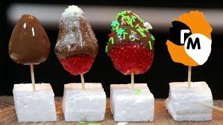 Клубника в шоколаде | Полезные конфеты №1 -- Голодный Мужчина, Выпуск 96