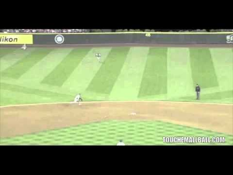 Shortstop Footwork - Balls Up the Middle
