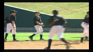 ripken baseball pitcher covers first base