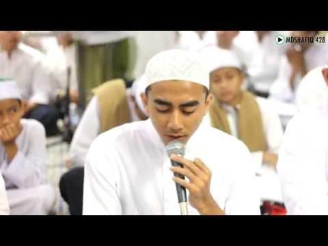 Penutup Maulid MTDM 4/APRIL/2014 : Qasidah Qad Kafani