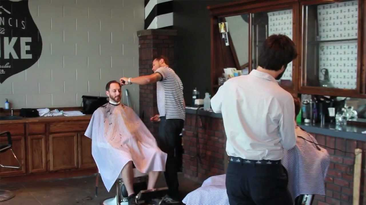 Barber Shop Philadelphia : Philly360 Barber Shop Series - YouTube