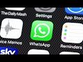 London terrorist used WhatsApp before attack