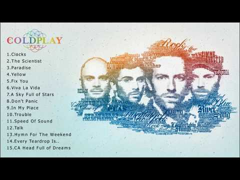 Coldplay Greatest Hits Full Album Best Of Coldplay Acoustic Playlist 2018