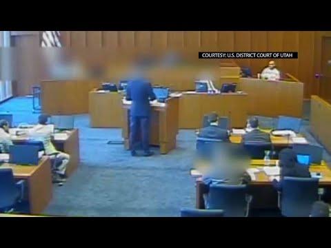 Video Shows Cop Shooting Utah Defendant in Court