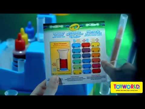 Crayola Marker Maker Mixing Chart - Bing images