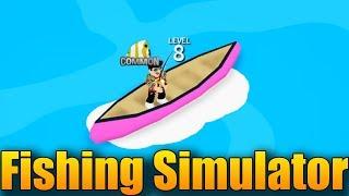 I'M PICKING UP bigger and better fish! 😈 | ROBLOX: Fishing Empire Simulator #2