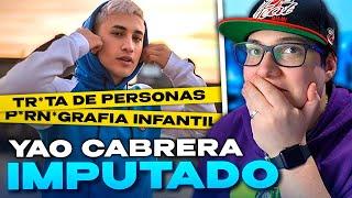 YAO CABRERA IRA A JUICIO