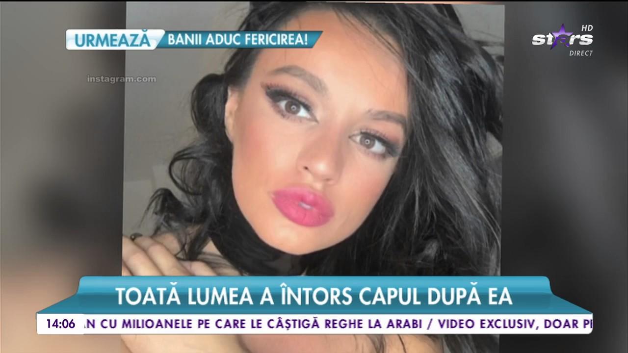 Iubita lui Dorian Popa, bombă sexy