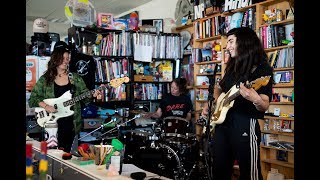 Camp Cope: NPR Music Tiny Desk Concert