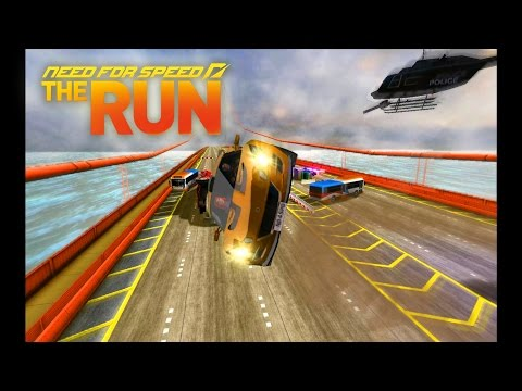 Need for Speed: The Run - Citra Emulator (CPU JIT) [1080p] - Nintendo 3DS - 동영상