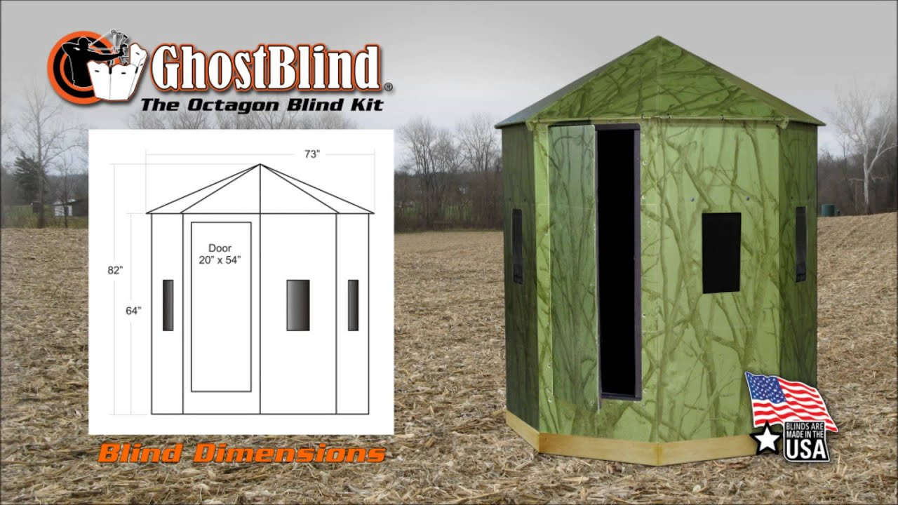 Ghostblind Octagon Blind Demo Youtube