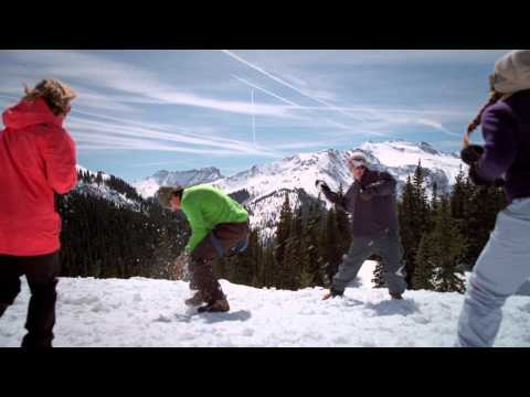 Colorado Tourism Commercial: Snowball Melee