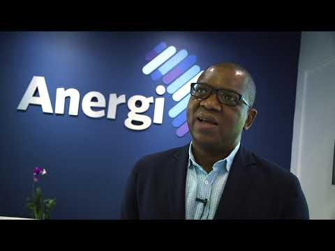 Anergi at the Africa energy Forum 2018 in Mauritius