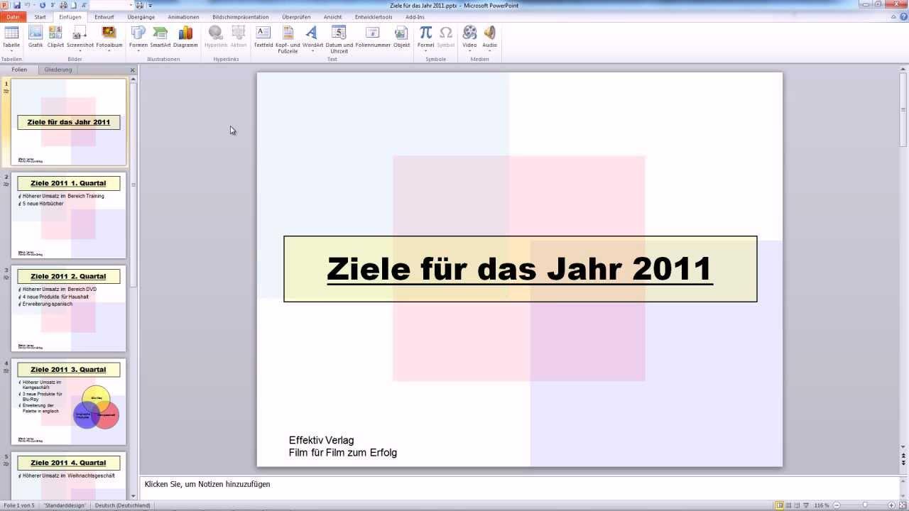Youtube Video erstellen - mit PowerPoint leichter als vorher - YouTube
