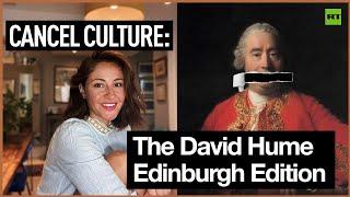 Cancel Culture: The David Hume Edinburgh Edition | #PollyBites