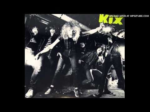 Kix  The Itch 1981
