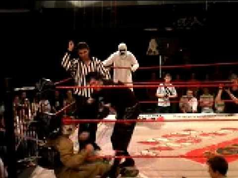 Wrestling: Опасная Зона 14.1