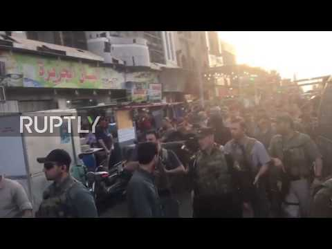 Iraq: Al-Abadi arrives in Mosul to congratulate army on 'victory' over IS