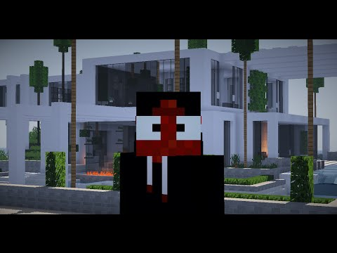 Minecraft : Modern Beach Mansion #3 Rebuilt and Updated
