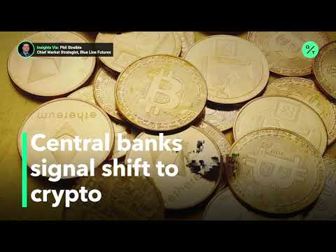 Central banks considering digital currencies
