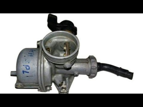 Carburetor Cleaning || passion Pro