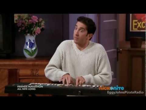 Ross Geller Knows Dubstep