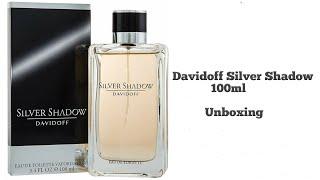 Davidoff Silver Shadow 100ml Unboxing
