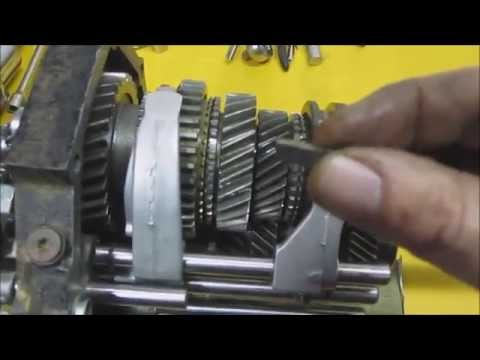 Ax5 Transmission Disassembly And Inspection 2 Of 2 Youtube