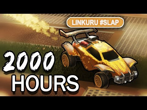 2000 Hours in Rocket League and STILL TRASH