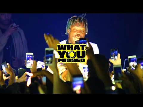 Juice Wrld first live London show and charnts with crowed FUCK 6ix9ine | THIS IS LDN [EP:187]