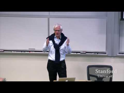 Stanford Seminar - Software-centric Visible Light Communication for the Internet of Things