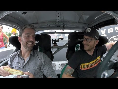 DRIVER ON DRIVER: Ryan Tuerck