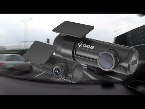 DOD RC500S Dual Dashcam - Day And Night Samples :: [1001cars]